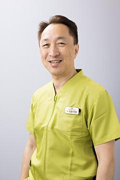 佐藤 秀雄 歯科医師 医療法人三方良歯ヒデ歯科クリニック 院長